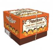Panettone Lazzaroni Arancia e Cioccolato con Cappelliera