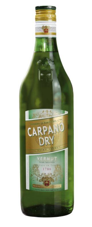 Vermut Carpano Dry