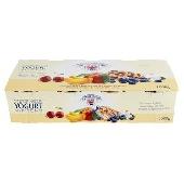 Yogurt intero mix di frutta - Latteria Vipiteno