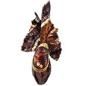 Ferrero Uovo Pasqua Collection Doppio Gusto Fondente con Anima Cacao