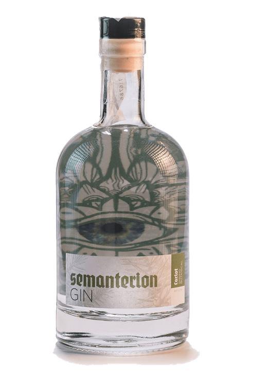 Semanterion - Carlot Spring Botanicals London Dry Gin
