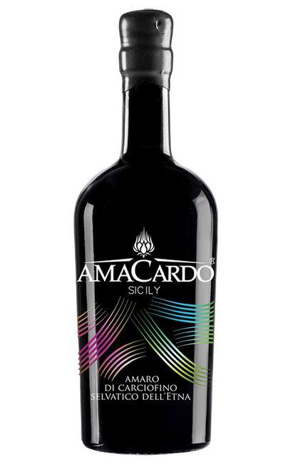Amacardo - Amaro di Carciofino Selvatico dell'Etna