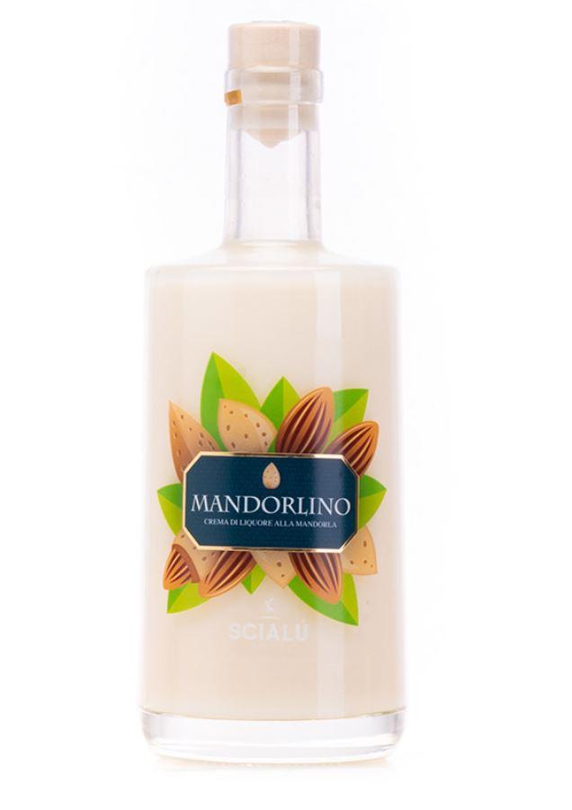 Scial� - Crema Di Liquore Di Mandorla D�avola Mandorlino