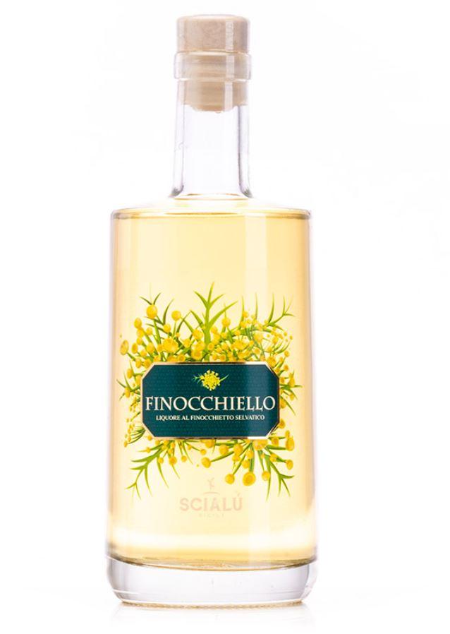 Scial� - Liquore al Finocchietto Selvatico Dell�etna Finocchiello