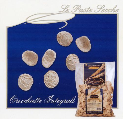 Orecchiette Integrali De Carolis