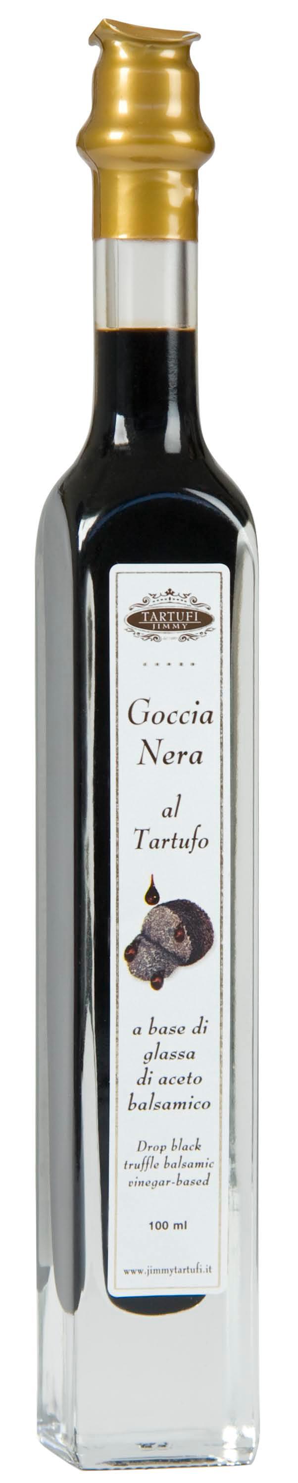 Goccia Nera al Tartufo glassa a base di aceto balsamico