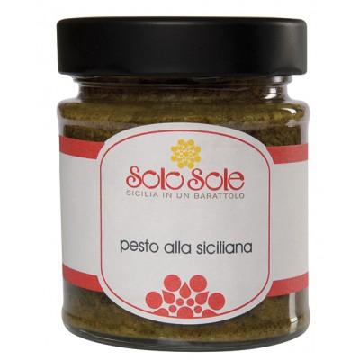 Conserve SoloSole - Pesto alla Siciliana