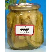 Carciofi con gambo in olio d'oliva - Arconatura