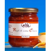 Rag� di carne Chianina IGP - Arconatura