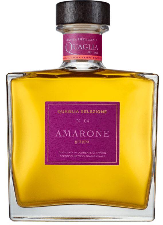 Antica Distilleria Quaglia - Grappa di Amarone