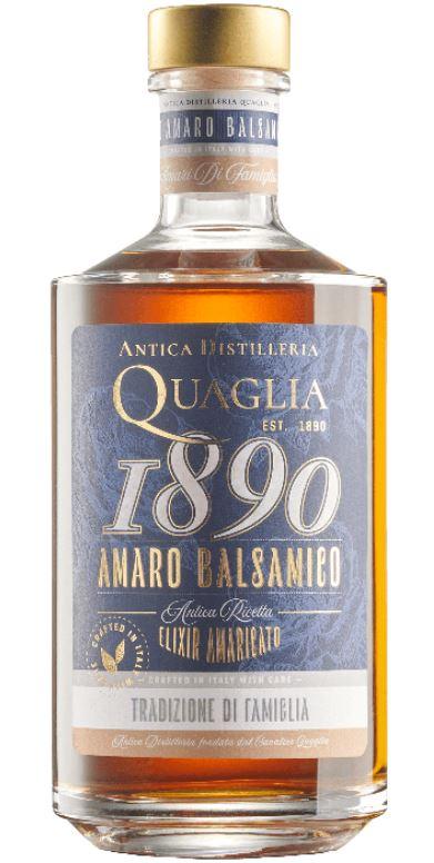 Antica Distilleria Quaglia - 1890 Amaro balsamico