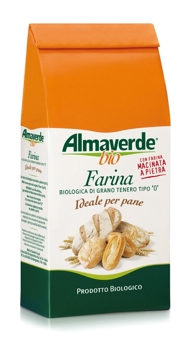 Farina biologica di grano tenero tipo �0�