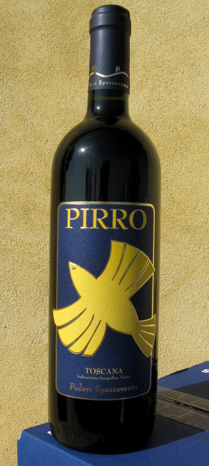Pirro IGT Rosso - Podere Spazzavento