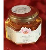 Preparato a base di miele di acacia con Zafferano di San Gimignano DOP - IL Vecchio Maneggio