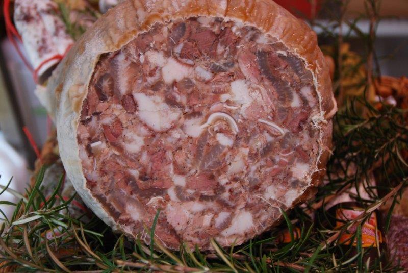 Soppressata Toscana Macelleria Balestri - Lari