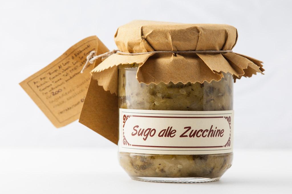 Sugo alle Zucchine - Borgo al Lago