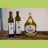 Olio ExtraVergine  d'oliva spremuto a freddo - Borgo al Lago