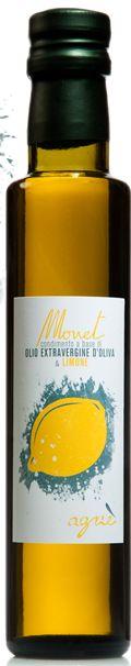 Monet - Condimento a base di Olio Extravergine d�Oliva aromatizzato al limone