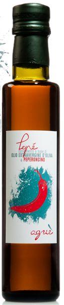 Pep� - Condimento a base di Olio Extravergine d�Oliva aromatizzato al peperoncino