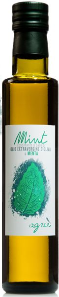 Mint - Condimento a base di Olio Extravergine d�Oliva aromatizzato alla menta