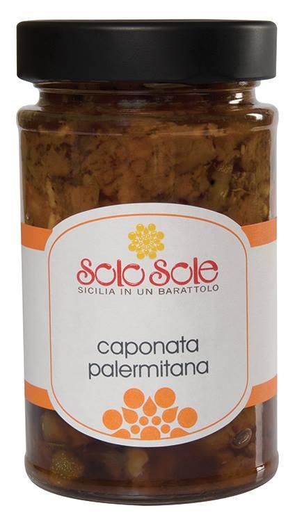 Caponata Palermitana - SoloSole