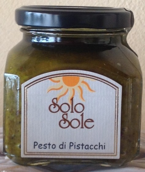 Pesto di pistacchi - SoloSole