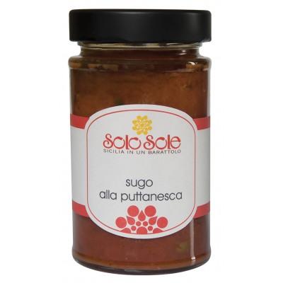 Sugo alla Puttanesca - SoloSole