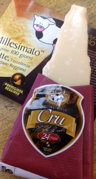 Parmigiano Reggiano Millesimato 24 Mesi CRU
