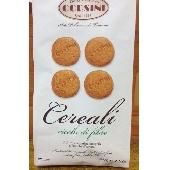 Frollini ai Cereali con Farina Integrale e Fiocchi d'Avena