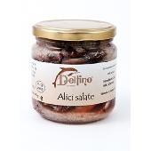 Alici di Cetara Salate - Delfino