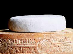 Formaggio Scimudin Valtellina