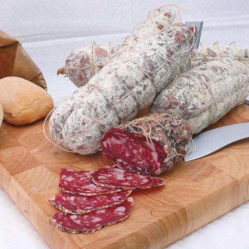 Salame Bresciano  Azienda Agricola Marchesini