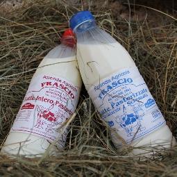 Latte intero - Az. Agrigola Frascio