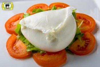 Mozzarella di Bufala Campana di Battipaglia tipo Aversana - Caseificio Esposito
