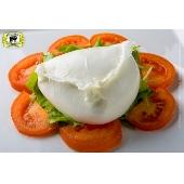 Mozzarella di latte di Bufala di Battipaglia tipo Aversana - Caseificio Esposito