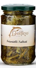 Friarielli saltati - Delfino Battista