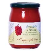 Pomodorini e Passata di - Pomodorino del Piennolo D.o.p. - Barattolo in vetro