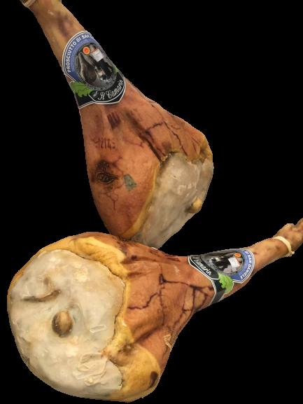 Prosciutto Crudo San Daniele con osso 32 Mesi - Il Camarin Prosciuttificio Artigianale
