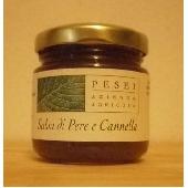 Salsa di Pere e cannella - Pesei