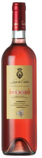 Leone de Castris Five Roses Salento