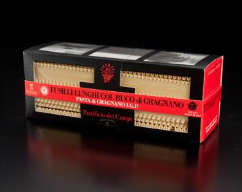 Fusilli Lunghi col Buco di Gragnano - Pastificio Dei Campi