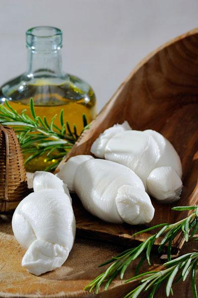 Nodini di Mozzarella - Caseificio Pugliese