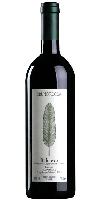 BARBARESCO docg - Bruno Rocca