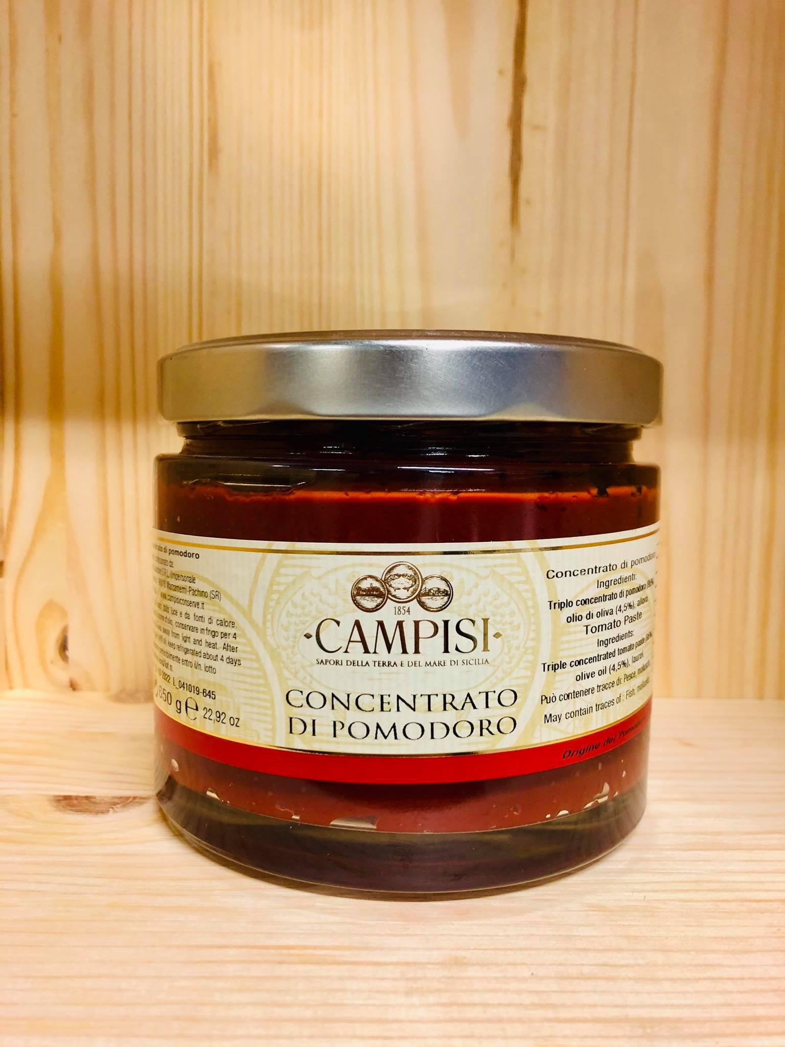 Concentrato di Pomodoro Ciliegino di Pachino - Campisi