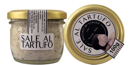 Sale Al Tartufo Nero - I Peccati Di Ciacco