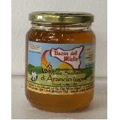 Miele di Arancio  siciliano Biologico - Az. Agricola Melia