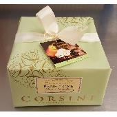 Panettone Premium Carta e Fiocco Pere e Cioccolato - Corsini
