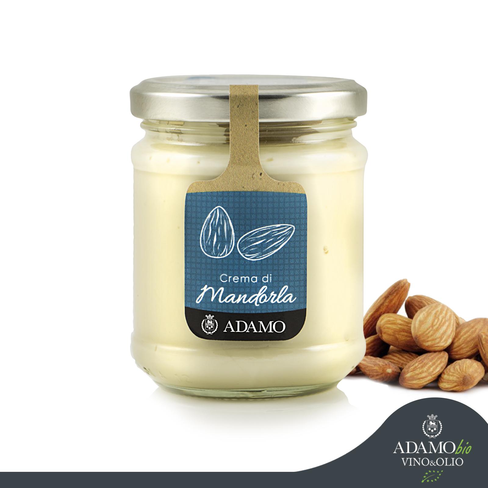 Pesto di Mandorle - Azienda Agricola Biologica Adamo