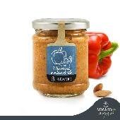 Crema di Peperoni e Mandorle - Azienda Agricola Biologica Adamo