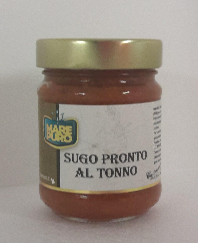 Sugo pronto al Tonno - La Bottarga di Tonno Group